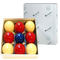 Aramith Bilie boccetta Standard, Diametro m.59, pallino Diametro m.54 in Resina fenolica....