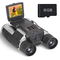 "Binocolo Telecamera Videocamera Digitale 2""Display Lcd Telescopio 12x32 5 mp Videoregistra..."