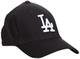New Era 39Thirty Cappellino da baseball LA Dodgers, Uomo, Nero, taglia L/XL