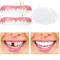 2 Pezzi Protesi Istantanee Dentiera, 50g Kit di Riparazione Temporanea dei Denti Perline d...