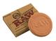 RAW Hydrostone-Umidificatore per Tabacco, in Terracotta Naturale, Diametro 3,6 cm, 3 Pezzi...