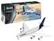 Revell- Airbus A380-800 Lufthansa New Livery Kit di Modelli in plastica, Multicolore, 1/14...
