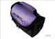 elettrico viola e nero Carry Bag custodia per videocamera JVC HD Everio gz-e205sek
