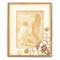 THUN - Cornice Portafoto da Tavolo Rettangolare, Color Avorio, Decorata con Cuori - Access...