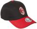Puma AC Milan Training cap cap cap cap cap Black-Tango Red, OSFA