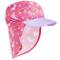 Peppa Pig Cappellini da Sole per Bambini, Cappellino con Visiera Cuffia Nuoto Bambina Unic...