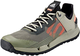 adidas 5.10 Trailcross Lt W, Scarpe da Ginnastica Donna, Legacy Green/Signal Coral/Core Bl...