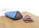 Bottarga boreale (uova di merluzzo essiccate) - affumicato - ± 100 g da Le profondità dell...