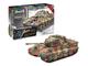 Revell 0327514Modellino Tiger II Ausf. B–Full Interior, in Scala 1: 35, Level 5