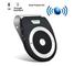 YUNJIN Vivavoce Bluetooth 4.1 da Auto con Controllo Vocale, Car Bluetooth per Speakerphone...