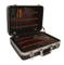 Viso PT201 - Valigia di manutenzione ABS, 2 vassoi porta oggetti + separatori removibili