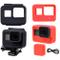 CamKix Custodie in Silicone Sleeve compatibile con Gopro Hero 6/5 Black - 2 Cover Protetti...