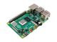 RASPBERRY PI 4 Model B 4GB ARM-Cortex-A72 4X 1,50 GHz, 4 GB RAM, WLAN-AC, Bluetooth 5, LAN...