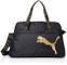 PUMA AT ESS Grip Bag Puma Nero - oro metallico