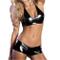 Flydo Lingerie Sexy Bralette Slip Completino Completi Biancheria delle Donne Clubwear Baby...