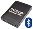 Yatour YT-M06-SMT-BT Adattatore autoradio USB SD, AUX, MP3, dispositivo vivavoce Bluetooth...