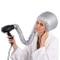 Casco per asciugatura cuffia asciugacapelli con elastico per attacco a phon