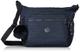 Kipling Gabbie - Borse a tracolla Donna, Blu (True Dazz Navy), 15x24x45 cm (W x H x L)