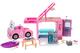 Barbie- Camper dei Sogni 3 in 1, Playset con 3 Veicoli e 50 Accessori Giocattolo per Bambi...