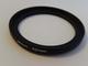 vhbw adattatore per filtro step UP 46mm-52mm nero per fotocamera Olympus 17 mm 1.8 (EW-M17...