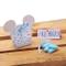 VialeMagico Bomboniere per Nascita Maschietto Scatoline con Applicazioni Baby Confetti Kit...