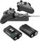 Smatree Caricabatterie Doppia stazione di ricarica con 2 batteria ricaricabile per Xbox On...