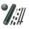 ICARMAINT Compressore Portatile Mini Pompa Bicicletta Elettrica 3000mAh Ricaricabile Compr...