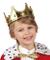 Boland 01316 - Corona da Re Per Bambino, Diametro 17 cm