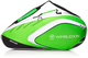 Babolat Racchetta da Custodia Racket Holder Wimbledon X3Team, Verde, 70x 50x 10cm, 0,4...