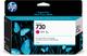 Hewlett Packard P2V63A Inchiostro magenta HP730 adatto a DNJT1700 130ml