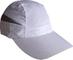EKEKO Cappellino T Race Cappellino di Running, Spiaggia, Tutti Gli Sport. Colore Bianco.