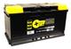 LONGLIFE-Batteria per auto 100Ah Dx 800A pronta all'uso Massima qualità e durata