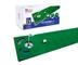 PGA Tour - Tappetino da allenamento da 183 cm con pallina guida e consigli per l'allenamen...