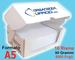 Organizza Ufficio Carta A5 per Ricette Mediche, 10 Risme Fotocopie Extrabianco per Stampan...