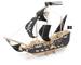Quay P217 - Kit per costruzione, motivo: nave pirata, colore: marrone
