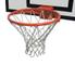 Generico Canestro Basket regolamentare Modello reclinabile,in Acciaio Verniciato