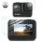 Yocktec Pellicola Protettiva in Vetro Temperato per GoPro Hero 8 Black, [2 Confezioni, 6 P...