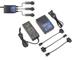Tineer 3 in 1 Smart Balance Caricabatterie per Hubsan H117S Zino/Zino Pro Drone, 3PC caric...