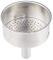 Bialetti Industrie Spa-Div.Caffett. Imbuto Originale Bialetti TZ 2, Metallo, Inox