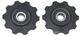 BBB - RollerBoys BDP-01, Rotelle, Nero, 10 dentini