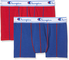 Champion Coton X2, Boxer Uomo, Multicolore (Rouge/Bleu Royal 8me), XX-Large (Taglia Produt...