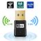 Maxesla 600M Mini WiFi Dongle 802.11ac Dual Band 2.4/5GHz Adattatore di Rete Wireless per...