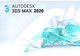 Autodesk 3ds Max 2020 1 Year License