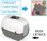 BPS PET SHOP LETTIERA Gatto Chiusa Anti-Sabbia-Fuori-Uscita, LETTIERA Chiusa, LETTIERA per...