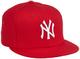 New Era K 5950 MLB League Basic York Yankees - Cappello da Bambini, Colore Rosso, Taglia 6...