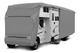 1PLUS Copertura per camper, copertura per mobili da campeggio in diverse misure