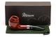 Peterson Sherlock Holmes Deerstalker Smooth Tobacco Pipe PLIP by Peterson