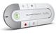 SuperTooth Buddy Kit Vivavoce Bluetooth per Auto, Bianco
