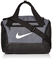Nike Brasilia Borsone, Unisex – Adulto, Flint Grey/Black/(White), Taglia Unica