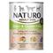 Naturo - Cibo per Cani Adulti Grain & Glutem Free con Tacchino, Mirtilli Rossi, Broccoli e...